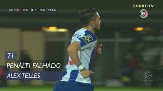 FC Porto, Jogada, Alex Telles aos 71'