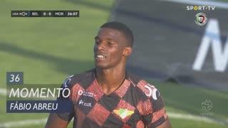 Moreirense FC, Jogada, Fábio Abreu aos 36'
