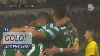GOLO! Sporting CP, Luiz Phellype aos 11', FC P.Ferreira 0-1 Sporting CP