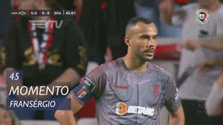 SC Braga, Jogada, Fransérgio aos 45'