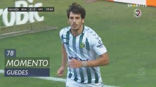 Vitória FC, Jogada, Guedes aos 78'