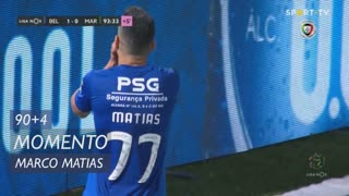Belenenses SAD, Jogada, Marco Matias aos 90'+4'