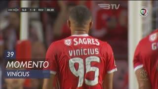 SL Benfica, Jogada, Vinícius aos 39'