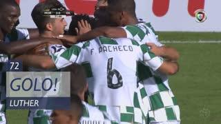GOLO! Moreirense FC, Luther aos 72', Moreirense FC 3-0 Gil Vicente FC