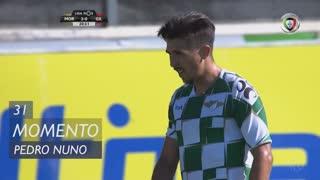 Moreirense FC, Jogada, Pedro Nuno aos 31'