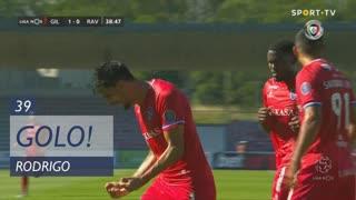 GOLO! Gil Vicente FC, Rodrigo aos 39', Gil Vicente FC 1-0 Rio Ave FC