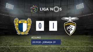 I Liga (29ªJ): Resumo FC Famalicão 0-1 Portimonense