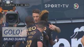 GOLO! Vitória SC, Bruno Duarte aos 5', FC Famalicão 0-1 Vitória SC