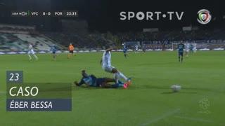 Vitória FC, Caso, Éber Bessa aos 23'