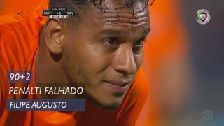 Rio Ave FC, Jogada, Filipe Augusto aos 90'+2'