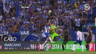FC Porto, Caso, Marcano aos 59'
