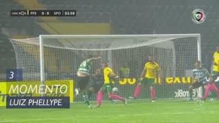 Sporting CP, Jogada, Luiz Phellype aos 3'