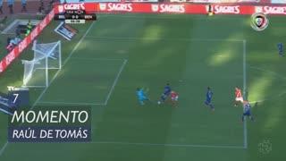 SL Benfica, Jogada, Raúl de Tomás aos 7'