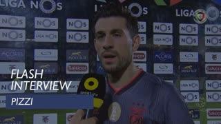 Liga (11ª): Flash Interview Pizzi