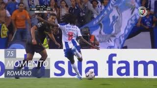 FC Porto, Jogada, Romário aos 75'