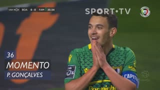 FC Famalicão, Jogada, Pedro Gonçalves aos 36'