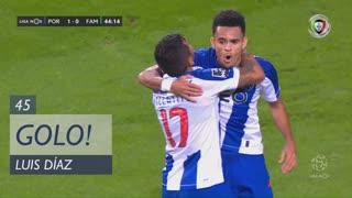 GOLO! FC Porto, Luis Díaz aos 45', FC Porto 1-0 FC Famalicão