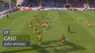 Santa Clara, Caso, João Afonso aos 29'