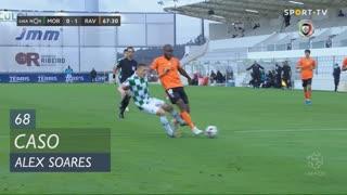 Moreirense FC, Caso, Alex Soares aos 68'