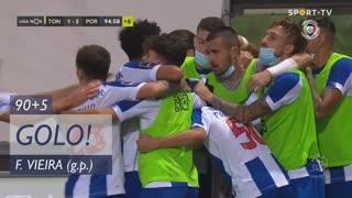 GOLO! FC Porto, Fábio Vieira aos 90'+5', CD Tondela 1-3 FC Porto