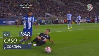 FC Porto, Caso, J. Corona aos 67'