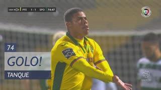 GOLO! FC P.Ferreira, Tanque aos 74', FC P.Ferreira 1-1 Sporting CP