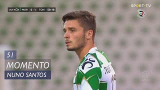 Moreirense FC, Jogada, Nuno Santos aos 51'