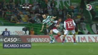 SC Braga, Caso, Ricardo Horta aos 56'