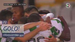 GOLO! Moreirense FC, Steven Vitória aos 72', Moreirense FC 3-2 CD Aves