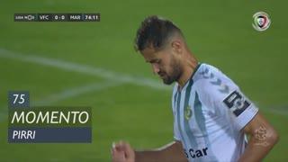 Vitória FC, Jogada, Pirri aos 75'
