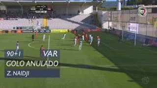 Gil Vicente FC, Golo Anulado, Z. Naidji aos 90'+1'