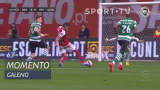 SC Braga, Jogada, Galeno aos 63'