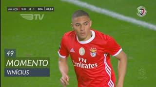 SL Benfica, Jogada, Vinícius aos 49'