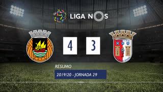 I Liga (29ªJ): Resumo Rio Ave FC 4-3 SC Braga