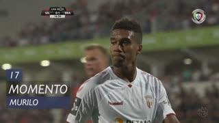 SC Braga, Jogada, Murilo aos 17'