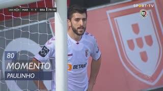 SC Braga, Jogada, Paulinho aos 80'