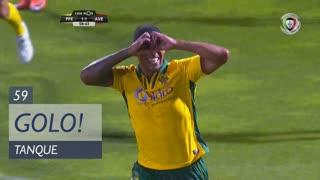 GOLO! FC P.Ferreira, Tanque aos 59', FC P.Ferreira 1-1 CD Aves