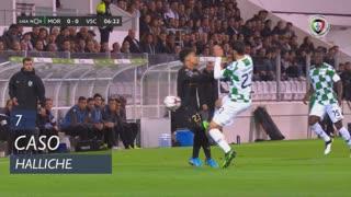 Moreirense FC, Caso, Halliche aos 7'