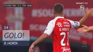 GOLO! SC Braga, Ricardo Horta aos 54', SC Braga 1-1 FC Porto