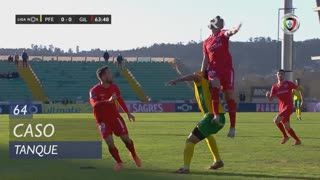 FC P.Ferreira, Caso, Tanque aos 64'