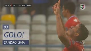 GOLO! Gil Vicente FC, Sandro Lima aos 83', Gil Vicente FC 2-0 Marítimo M.