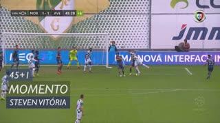 Moreirense FC, Jogada, Steven Vitória aos 45'+1'