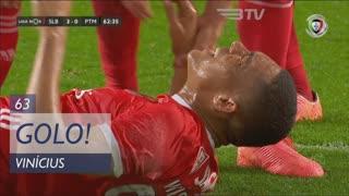 GOLO! SL Benfica, Vinícius aos 63', SL Benfica 3-0 Portimonense