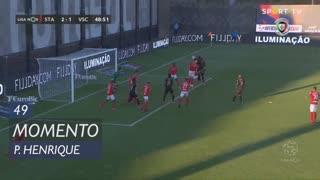 Vitória SC, Jogada, Pedro Henrique aos 49'