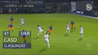 FC Famalicão, Caso, Gustavo Assunção aos 47'