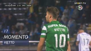 Sporting CP, Jogada, Vietto aos 17'