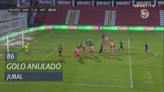 Vitória FC, Golo Anulado, Jubal aos 86'
