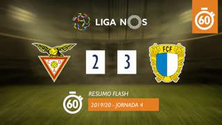Liga NOS (4ªJ): Resumo Flash CD Aves 2-3 FC Famalicão