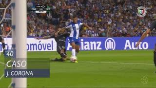 FC Porto, Caso, J. Corona aos 40'
