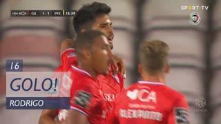 GOLO! Gil Vicente FC, Rodrigo aos 16', Gil Vicente FC 1-1 FC P.Ferreira